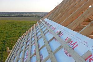 Доска обрезная для обрешетки крыши
